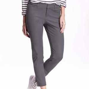NWT Grey Old Navy Pixie Pants